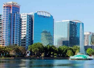 Our office in downtown Orlando.